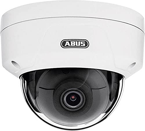 Alarma Abus IP Dome CAM 8MPx TVIP48510