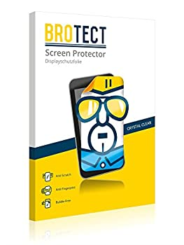 2X BROTECT HD-Clear Screen Protector for Bosch GLM 80 Professional Crystal-Clear Hard-Coated Dirt-Repellent