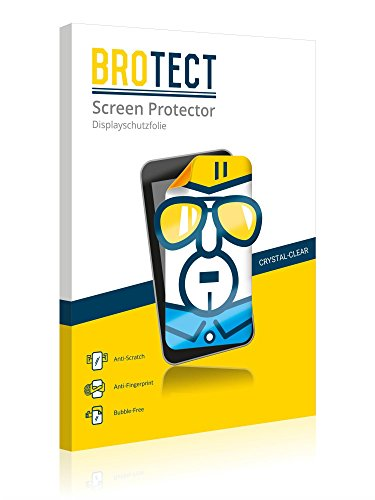 BROTECT 2X HD-Clear Pellicola Protettiva per Samsung Galaxy Tab 3 (7.0) 3G SM-T211, Cristallina, Rivestimento Resistente
