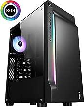 Centaurus Virgo Intel Core i5 9400F 3.9GHz TB Six-Core, 16GB RAM, Radeon RX 570 4GB, 480GB SSD + 1TB HDD, Windows 10 PRO, WiFi. Custom Gaming Computer VR-Ready Workstation (RX 570 4GB)
