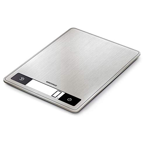 Soehnle Page Profi 200 Báscula de Cocina Digital, Gris, 23 cm