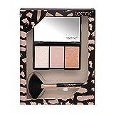 Technic Cosmetics - Pack paleta trio de iluminadores + brocha aplicadora
