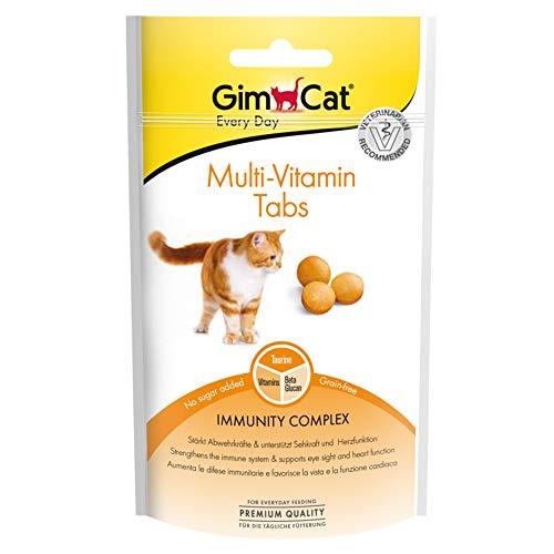 GimCat Multi-Vitamin Tabs - 40 g