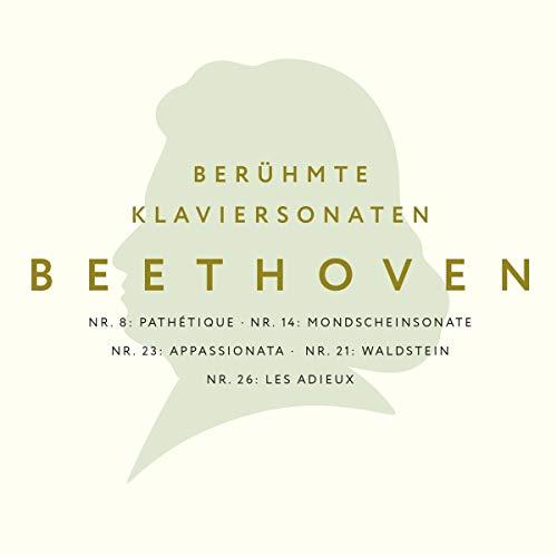 Beethoven-Berühmte Klaviersonaten