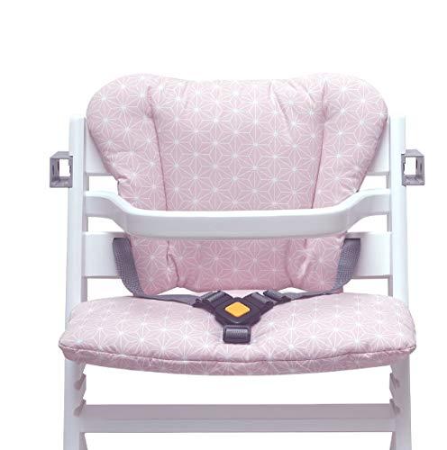 Blausberg Baby - für Safety 1st Timba Sitzkissen Set - Happy Star Rosa