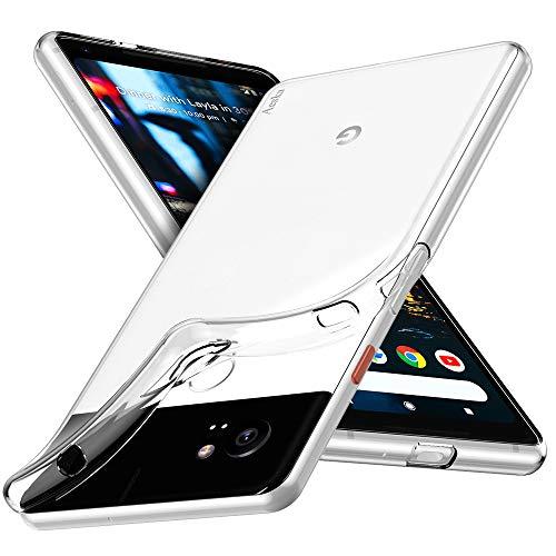 Aeska Google Pixel 2 XL Silicone Protective Case