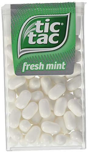 Tic Tac Mint, 8er Pack (8 x 49 g)