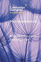 Microfoundations: Nature, Debate, and Promise (Elements in Business Strategy)