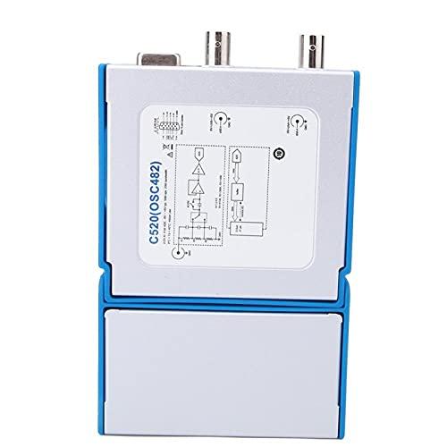 Oscilloscopio, oscilloscopio digitale, oscilloscopio portatile palmare 50M, ben realizzato per l impresa elettronica Laboratorio di ricerca facile da usare