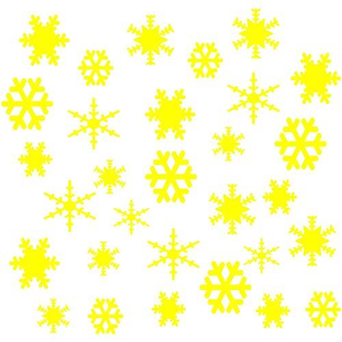 Speed-Biker 90 ijskristallen raamdecoratie Kerstmis muursticker raamafbeeldingen raamsticker