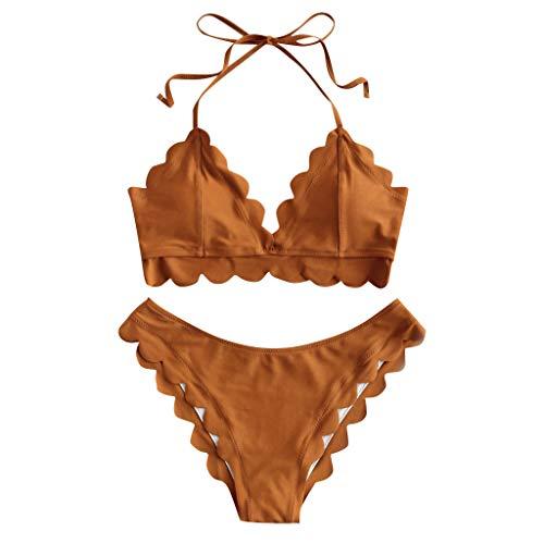 BOLANQ Frauen Moslemischer Badeanzug Mit Kappe Normallack-Badeanzug Beachwear Frauen-Badebekleidung