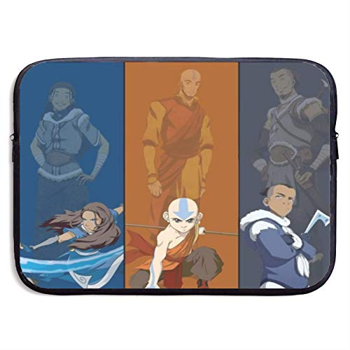 Avatar The Last Airbender Laptop Sleeve Bag 13 inch Computer Case Tablet Briefcase Ultra Portable Protective