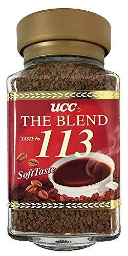 UCC The Blend Coffee 100g per Jar (Blend 113 (Soft), 1 Jar)