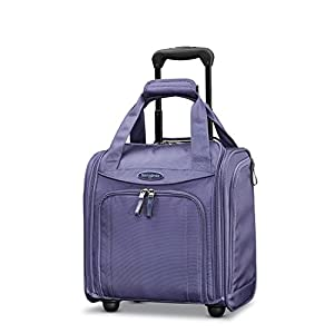 Samsonite Upright Wheeled Carry-On Underseater Luggage