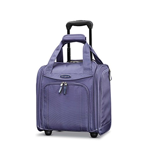 Samsonite Upright Wheeled Carry-On Underseater Luggage,...