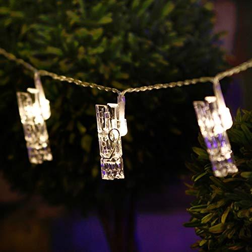HNLY DecoracióN De Navidad Cadena De Luz Led Caja