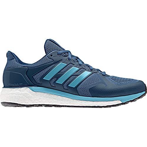 adidas Supernova St M, Zapatillas de Running Unisex Adulto, Azul (Azubas/Azuvap/Azunoc), 37 1/3 EU
