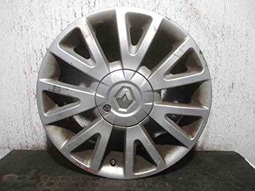Llanta Renault Clio Iii ALUMINIO 14PR166.5JX16CH4-43 6.5JX16CH4-43 (usado) (id:rectp3525308)