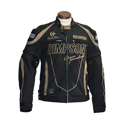 Simpson(シンプソン)『メッシュジャケット』
