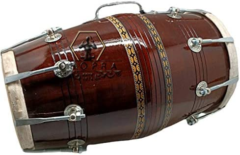 Dholak Wooden Musical Instrument トラスト Drum Carry Bolt 《週末限定タイムセール》 Kit Nuts With