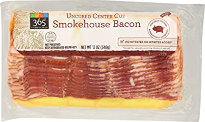 365 Everyday Value, Smokehouse Bacon, 12 oz
