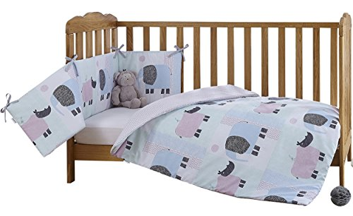 Stanley & Pip 2Pc Cot/Bed Set