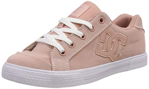 DC Shoes Damen Chelsea SE Skateboardschuhe, Pink (Peach PRF Ppf), 41 EU