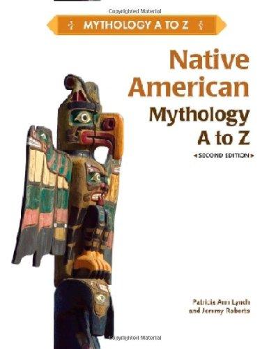 Native American Mythology A to Z