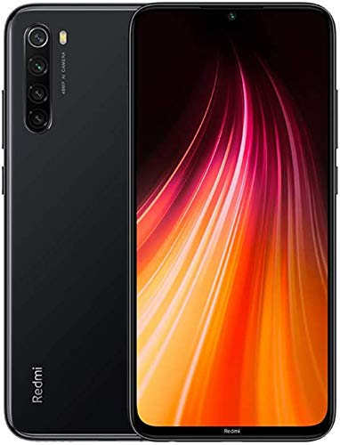 Xiaomi Redmi Note 8 - Smartphone 64GB, 4GB RAM, Dual Sim, Space Black
