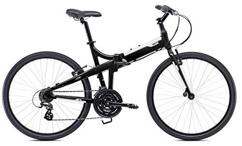 tern(ターン) JOE C21 26インチ 3x7段変速 折りたたみ自転車 19JOC21BKWH BLACK/WHITE