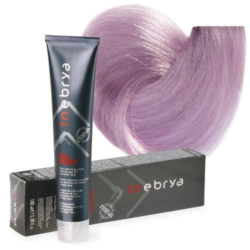 Inebrya Color 9/02 Very Light Blonde violet Pastel 100ml