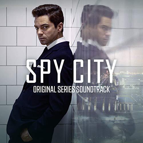 SPY CITY (Original Series Soundtrack)