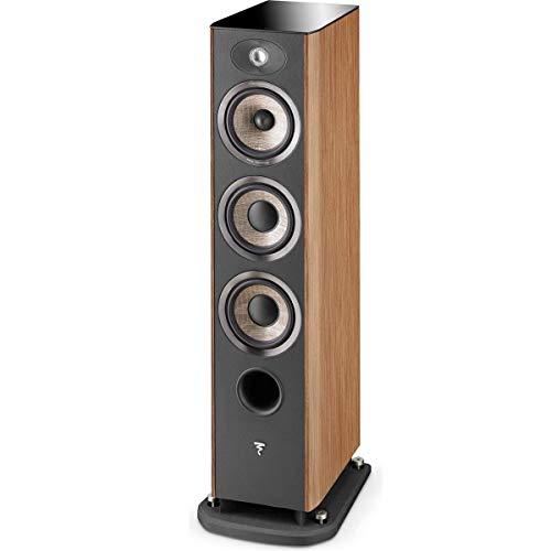 Review Of Focal Aria 926 3-Way Bass Reflex Floorstanding Speakers – Pair (Walnut)
