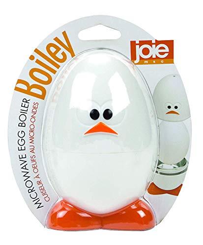 Joie MSC Boiley Plastic and Aluminum Microwave Egg Boiler (4-Pack)