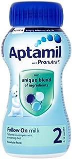 Aptamil 2 Follow On Milk 200Ml Ready to Feed Liquid
