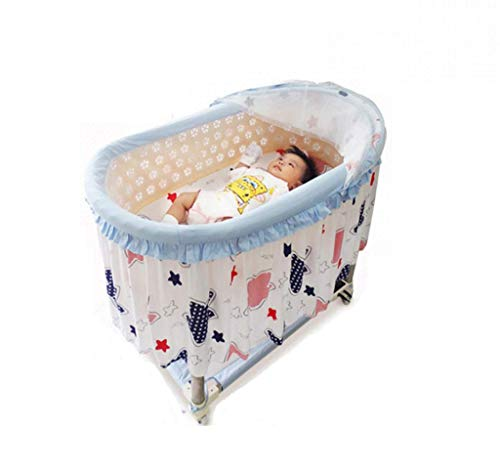 Sale!! Baby Electric Cradle Bed - Intelligent Remote Control, comforting Crib, Suitable for 0-15 Mon...