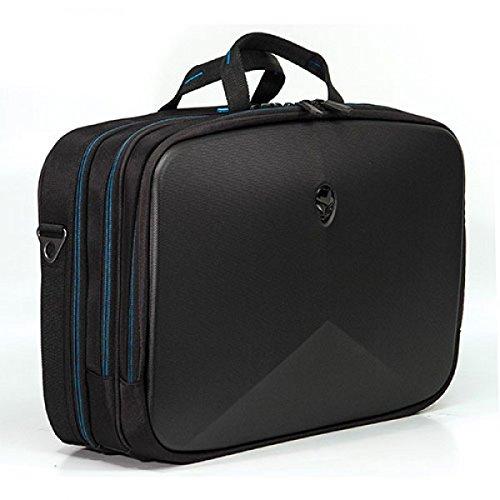 Mobile Edge Alienware Vindicator 2.0 Notebooktasche 33 cm (13 Zoll) Aktenkoffer Schwarz - Notebooktaschen (Aktenkoffer, 33 cm (13 Zoll), 1,5 kg, Schwarz)