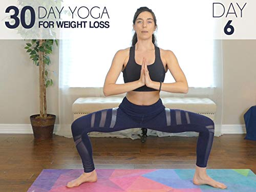 Day 6 - Power Yoga HIIT Workout