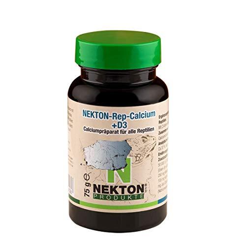 Nekton Rep-Calcium + D3, 1er Pack (1 x 75 g), 224075, M