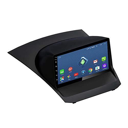 Android 8.1 Car Radio Para Ford Fiesta 2009-2017 Estéreo Para Automóvil Navegación GPS Pantalla Táctil Reproductor Multimedia Para Automóvil Unidad Principal De Doble Din Sop(Color:for 2009-2012 year)