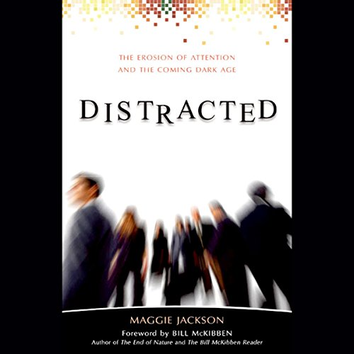 Distracted  audiobook cover art