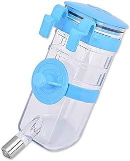 Royale Cat Rabbit Water Bottle No Drip 350ml/12oz Puppies Crate Water Dispenser Pet Cage Hanging Water Bottles - 1 Piece (...