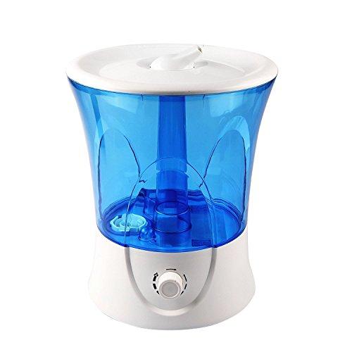 vivosun 8L ultrasónico Humidificador Aroma difusor 360° giratorio kühle Vapor Boquillas
