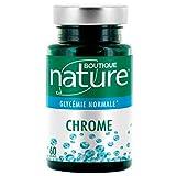 Boutique Nature - Complément Alimentaire - Chrome - 60 Gélules Végétales - Réguler le taux de...