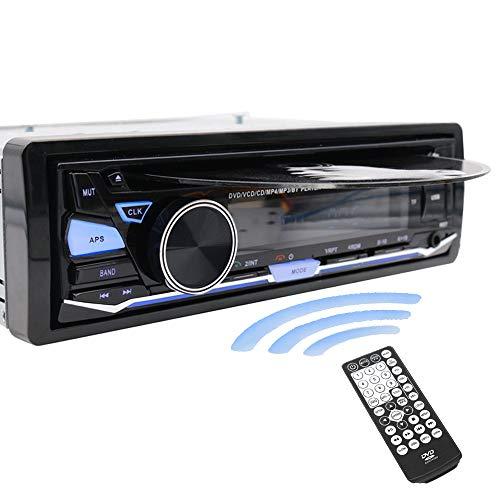 1 Din 12V Autoradio Steuergerät Bluetooth CD DVD-Player Radio MP3 / USB/SD/AUX/FM von Hengweili