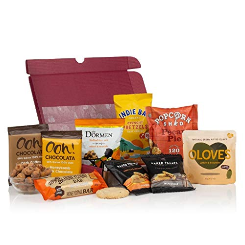 Delectable Delights Letter Box Gift