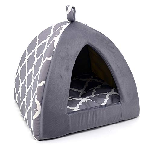 Pet Tent-Soft Bed...