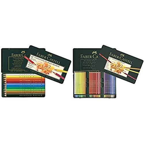 Crayon de Couleur Polychromos, Boîte Métal de 36