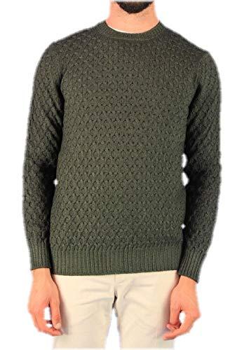 Luxury Fashion | Gran Sasso Heren 1313232708628 Groen Wol Truien | Herfst-winter 19