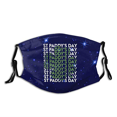 Retro St. Patty'S Day Adult Cover, Soft And Breathable, Moisture Wicking, Reusable, Outdoor Dustproof For Men And Women